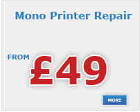 mono printer repair Berkshire
